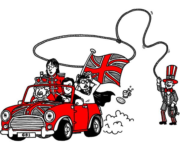 Britain-Car