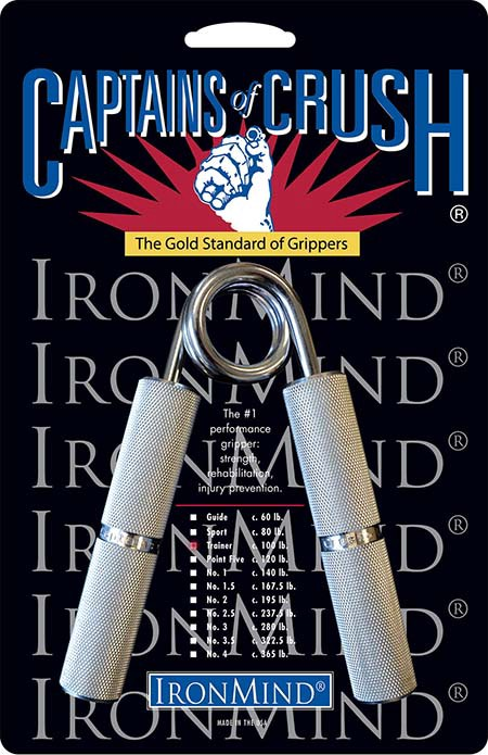 IronMind's Captains of Crush gripper