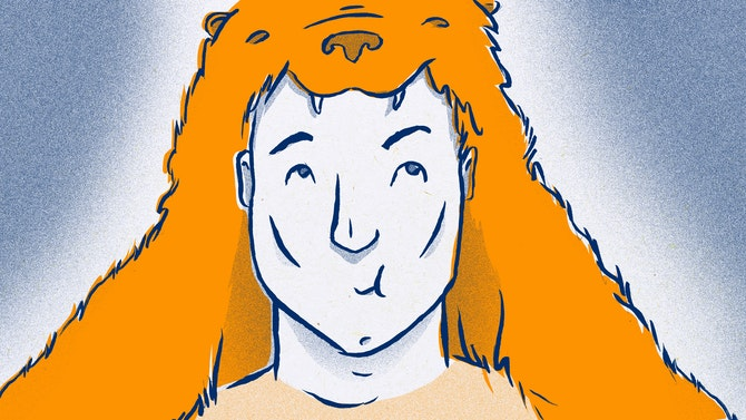 bear-hair