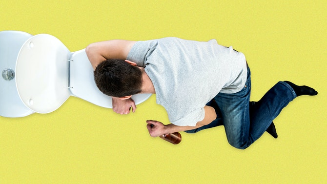 can yoga make you vomit