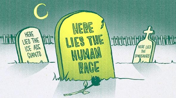 human-grave