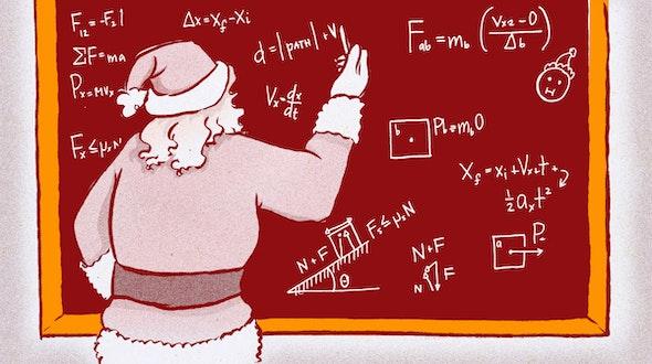 santa-math
