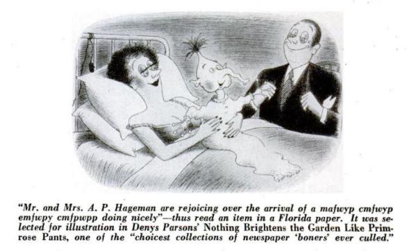 Image from 'The Rotatrian,' January 1956