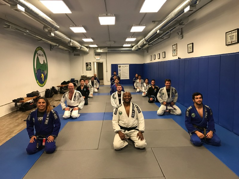 The Chicago location and crew of Brazil-021 School of Jiu Jitsu.