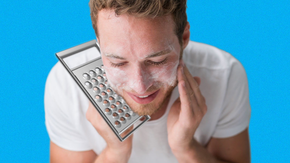 How To Exfoliate Before After Shaving Dollar Shave Club