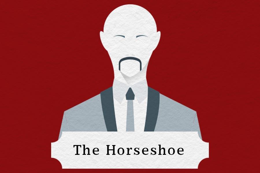 mustache styles horseshoe