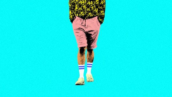 Shorts_Shoes