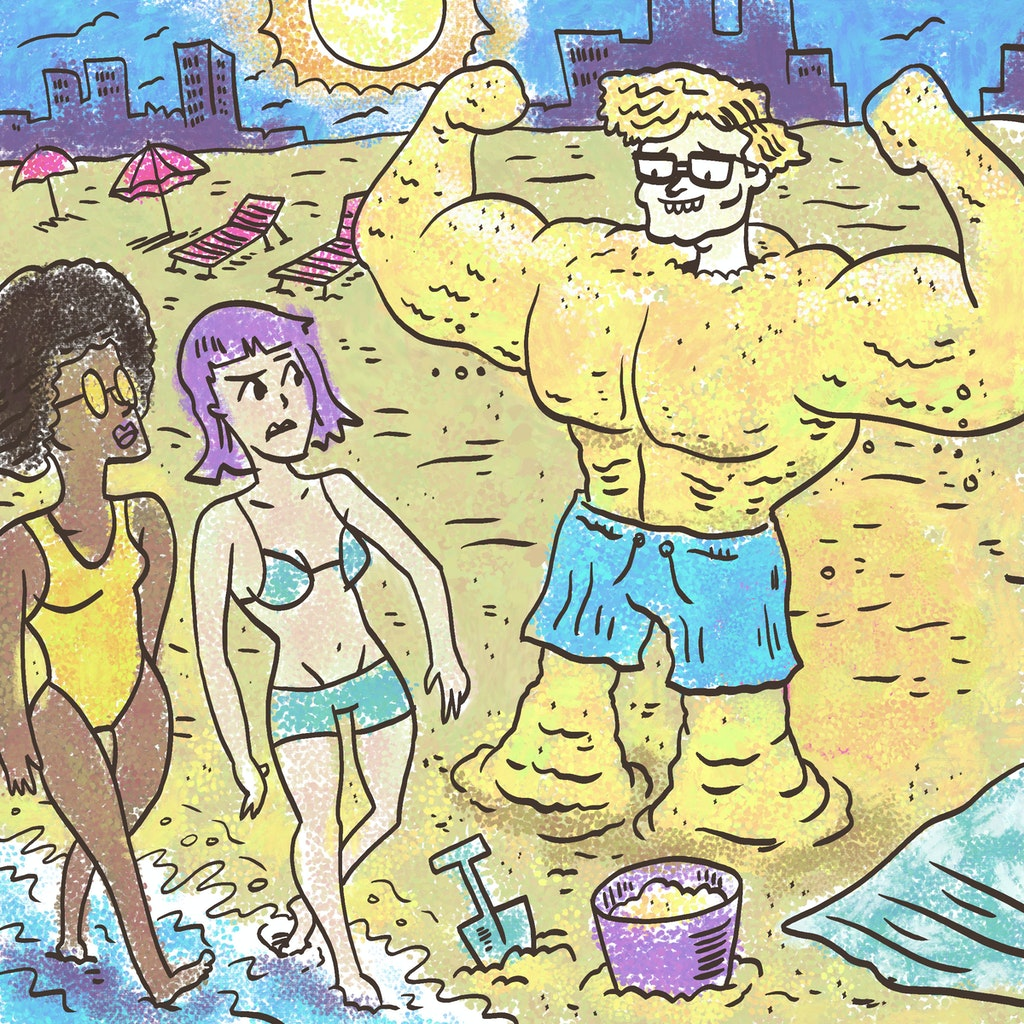 real-beach-body