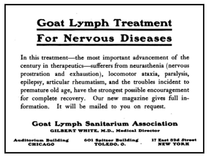 Lippincott's Magazine Advertiser, 1903