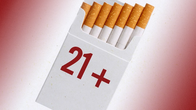 Raising The Smoking Age To  May Seem Arbitrary But The Science  Raising The Smoking Age To  May Seem Arbitrary But The Science Behind It  Is Sound