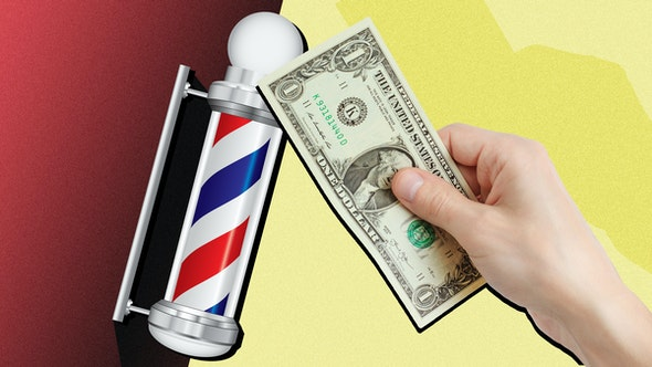 how much to tip for men's haircut