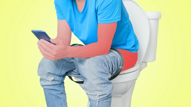 Sitting On The Toilet For Too Long Will Wreck Your Butt ...