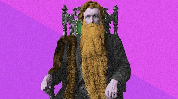 44 people asre concerened loosing their beard