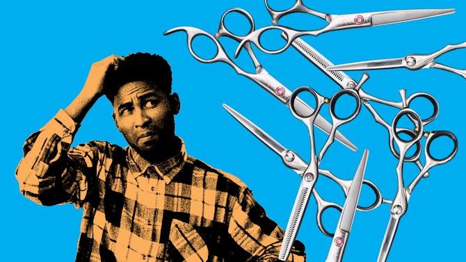 Barber_Scissors