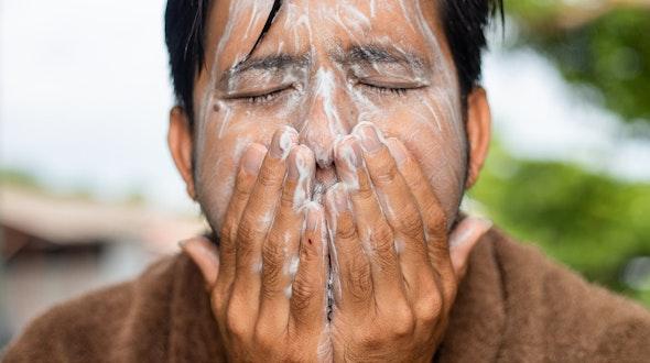 Soap_Face