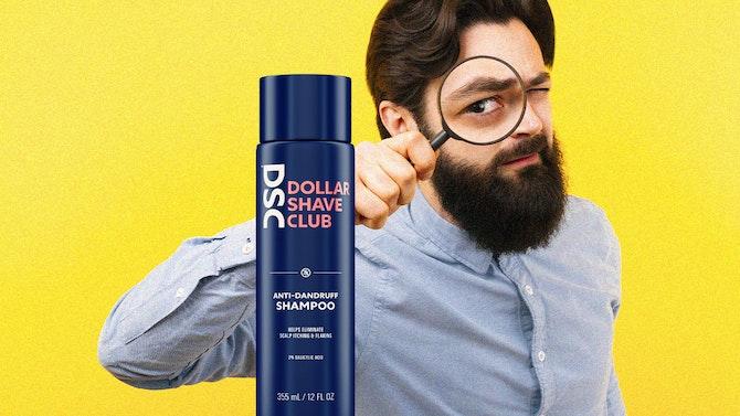How-Does-Dandruff-Shampoo-Work